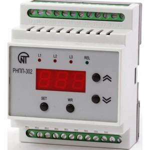 Реле контроля фаз РНПП-302