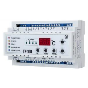 Цифровое температурное реле ТР-100 NOVATEK