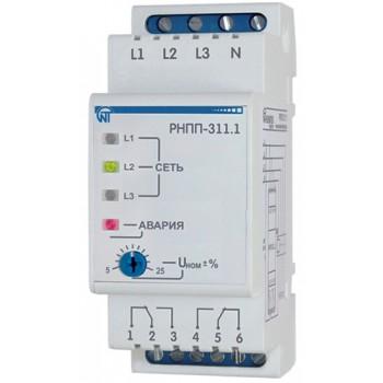 Реле контроля фаз RNPP-311.1