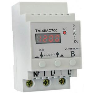 Таймер суточно - недельный астрономический ТМ-40АС700