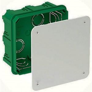 Коробка распределительная SCHNEIDER ELECTRIC для сплошных стен 100х100х50