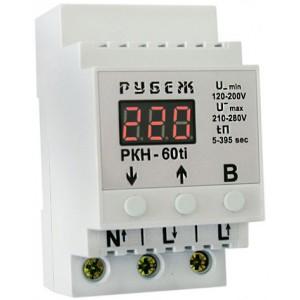 Реле контроля напряжения 60А (РКН1-60ti) Рубеж