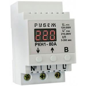 Реле контроля напряжения 80А (РКН1-80ti) Рубеж