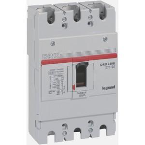 Автоматический выключатель DRX250 3 полюса 160А LEGRAND