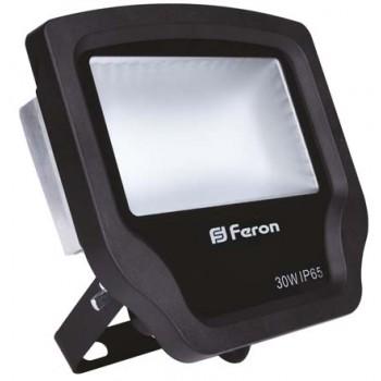 Светодиодный прожектор (LED) FERON LL-430 30W 6400К IP65