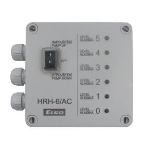 Контроллер уровня жидкости - HRH-6