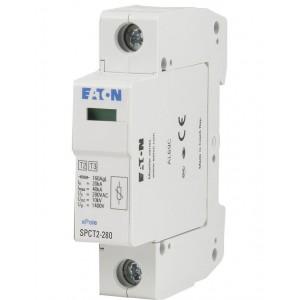 Модульный ограничитель перенапряжения (разрядник) SPCT2-280 вставка