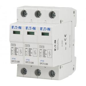 Модульный ограничитель перенапряжения (разрядник) SPCT2-280/3