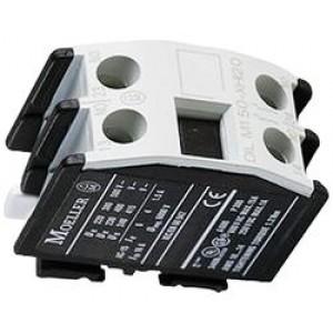Дополнительный контакт для фронтального монтажа 2 Н.О.  для контакторов DILM40-DILM170