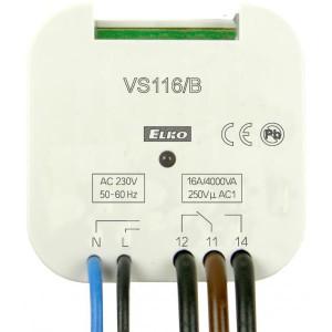 Вспомогательные реле - VS116B