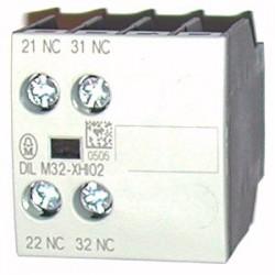 Дополнительный контакт для фронтального монтажа 1 Н.О. 1 Н.З.  для контакторов DILM7-DILM32