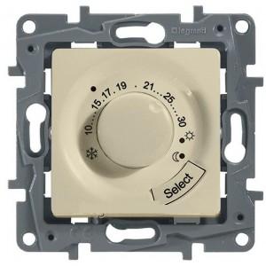 Терморегулятор для теплого пола 8А