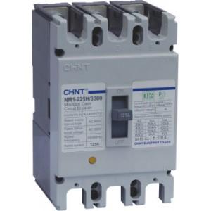 Промышленные (силовые) автоматические выключатели CHINT серии NM1 и NM6