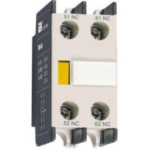 Дополнительный контакт ПКИ-11 для контакторов КМИ и КТИ ИЭК