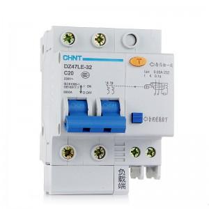 Автоматический выключатель дифференциального тока  C10 A 30 мА тип АС 6кА