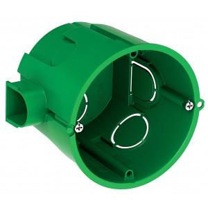Коробка установочная SCHNEIDER ELECTRIC для сплошных стен 68х60