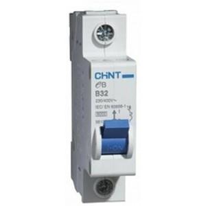 Автоматический выключатель CHINT Dz47-60 1 полюс 10A тип B 4,5кА
