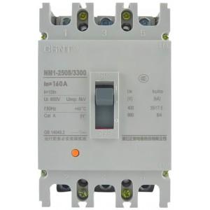 Промышленный (силовой) автоматический выключатель 3 полюса 100А Chint NM1-250S