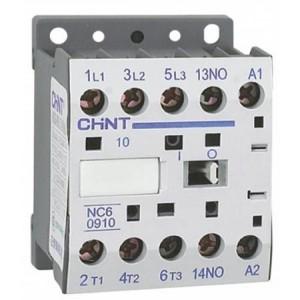 Магнитный пускатель mini 6А 220V NC6-0601 CHINT