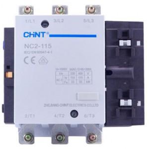 Магнитный пускатель 115A 220V CHINT NC2-115