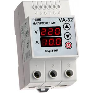 Реле напряжения/тока DigiTOP VA-32А