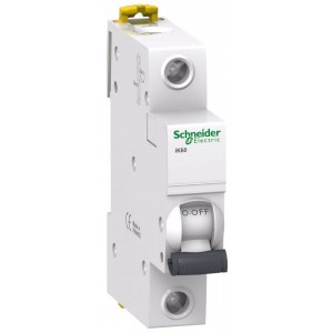 Автоматический выключатель SCHNEIDER ELECTRIC Acti9 IK60 1 полюс 6А тип C