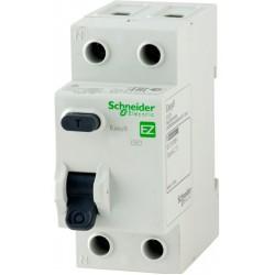 Дифференциальное реле (УЗО) Easy9 2P 25А 30МА SCHNEIDER ELECTRIC