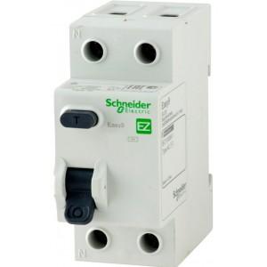 Дифференциальное реле (УЗО) Easy9 2P 25А 10МА SCHNEIDER ELECTRIC