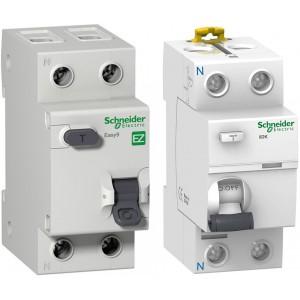 Устройства защитного отключения – УЗО ВД63, Acti9, Easy9 SCHNEIDER ELECTRIC