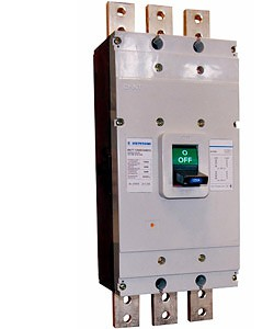 Автоматический выключатель 3 полюса 800А